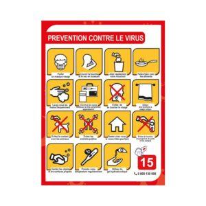 Panneaux de prévention