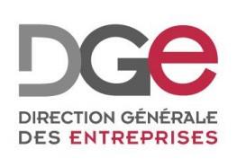 Logo de la Direction Générale des Entreprises