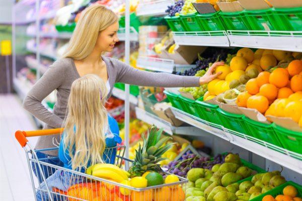 PREVENTION-VIRUS - Règles dans es supermarchés