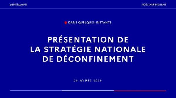 Information STRATÉGIE DE DÉCONFINEMENT