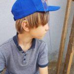 la Casquette ET la Visière de Protection – Taille enfant