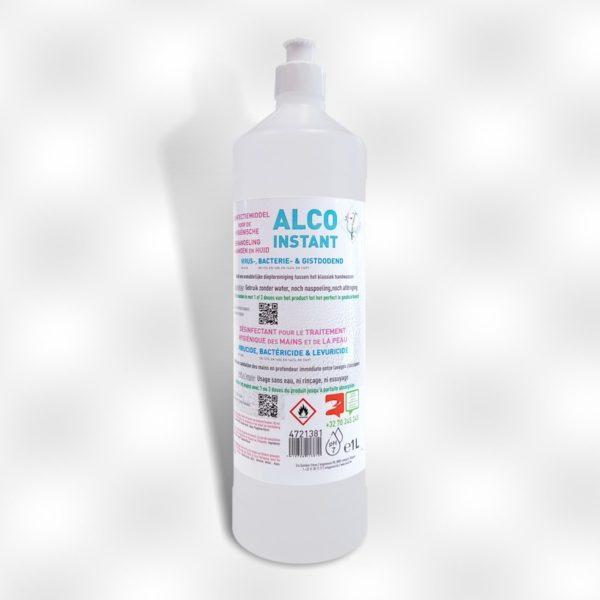 PREVENTION-VIRUS.COM - Solution hydroalcoolique 1 litre