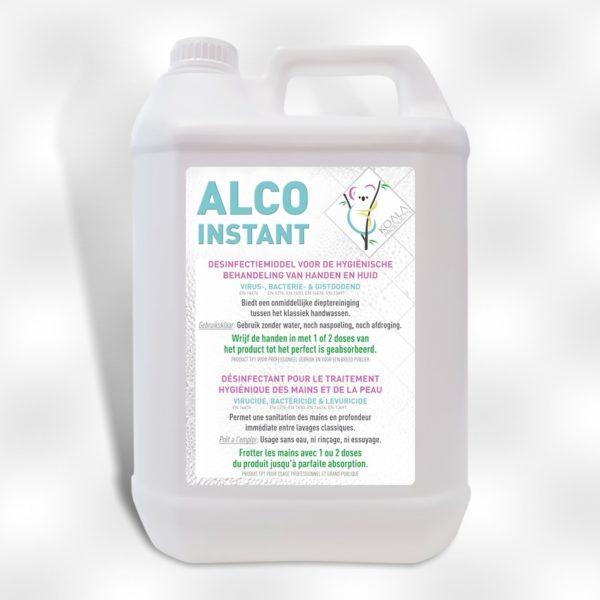 PREVENTION-VIRUS.COM - Bidon solution hydroalcoolique 5 litres