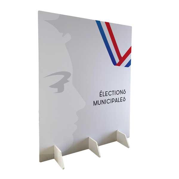 séparation pour les élections municipales