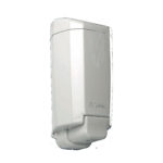 Distributeur de savon liquide et gel hydroalcoolique avec réservoir 1 Litre
