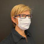 Masque personnalisable 3 plis