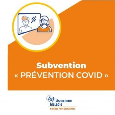 Subvention Prevention Covid